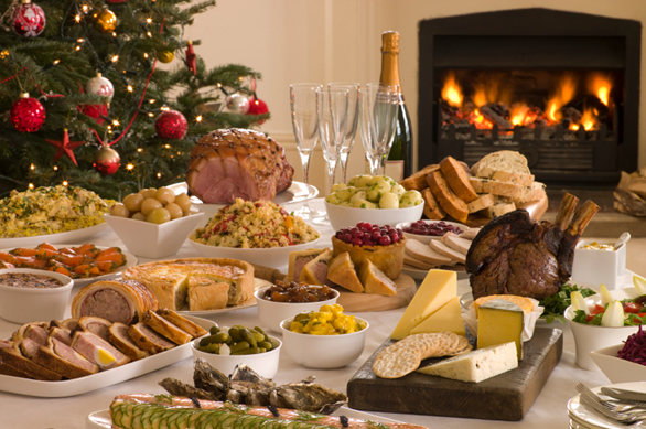 christmas day catering